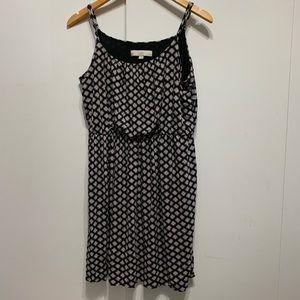 Loft summer dress large petite